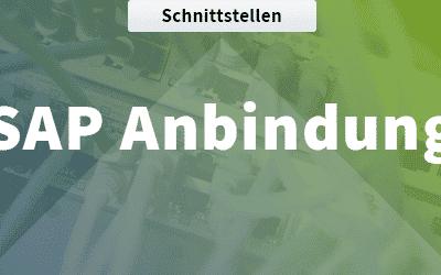 SAP Schnittstelle