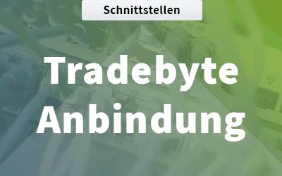 Schnittstellen Tradebyte Anbindung
